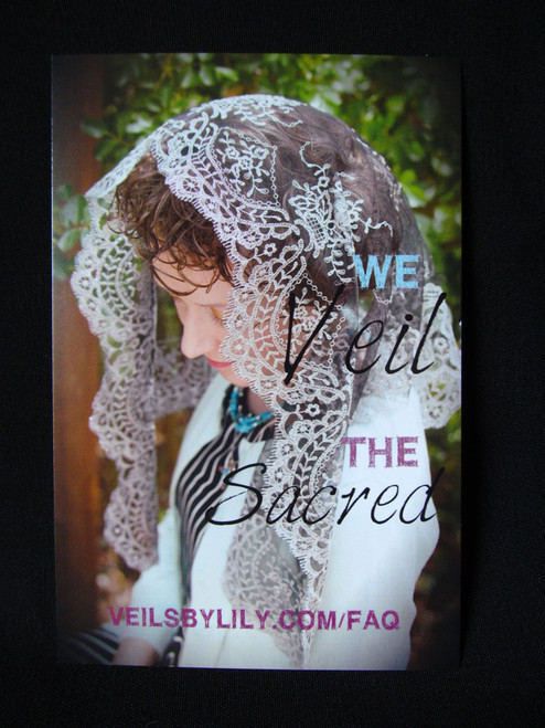Why do catholics wear veils