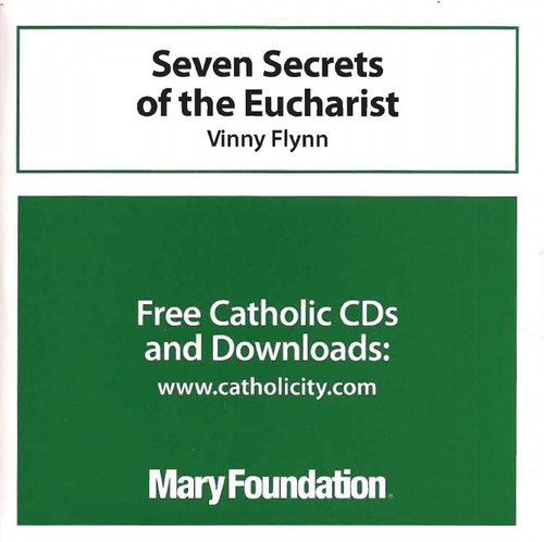 Seven Secrets of the Eucharist (Audio CD)