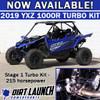 Dirt Launch Powersports Stage 1 2019+ Turbo Kit:  Yamaha YXZ 1000R 2019+