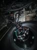 fuel pump kit installed in tank