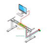 Teo Cable Management Tray