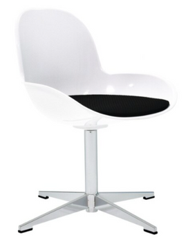 Zamoo guest chair with frame