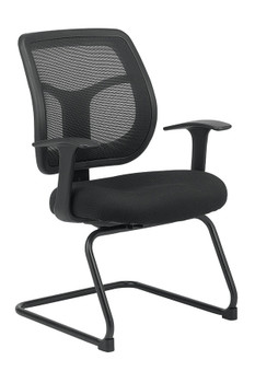 Apollo Guest Chair Sled Base