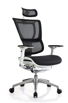 i00 Mesh Seat/Mesh Back Headrest