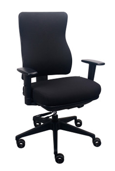 Tempurpedic® TP250 Fabric Seat/Fabric Back