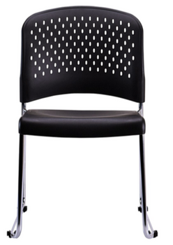 Aire S3000 Plastic Stacking Chair (Set of 4)