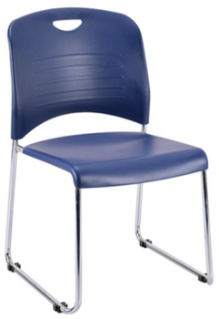Aire S5000 Plastic Stacking Chair (Set of 4)