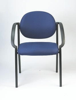 Dakota Stacking Chair Fabric Seat/Fabric back