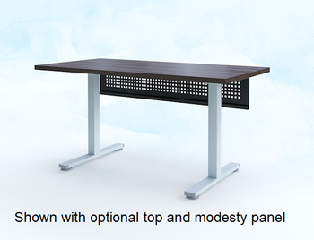 TEO Fixed height table base