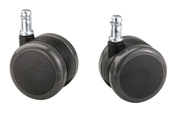 2 Tone soft wheel Casters (set of 5)