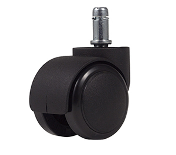 Soft dual wheel casters (set of 5)