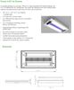 2x2 and 2x4 UV-C Air Filtration with Integral Lighting