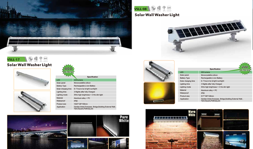Solar Wall Washer LED (Signlight)