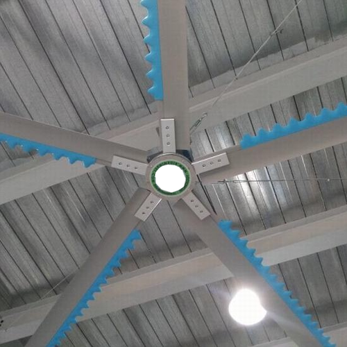 High Volume Low Speed Industrial 16, 20' and 24' Fans