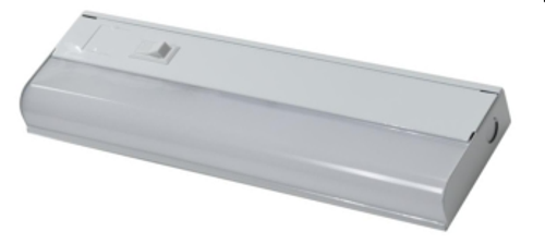 The VLEDUC-E is an economical series of undercabinet luminaries for use in kitchens, retail displays and coves. With a painted, steel housing and polycarbonate lens, the VLEDUC-E provides durability and high performance. High- efficacy, long-life LEDs provide both energy and maintenance cost savings compared to traditional, incandescent or fluorescent undercabinet luminaires.