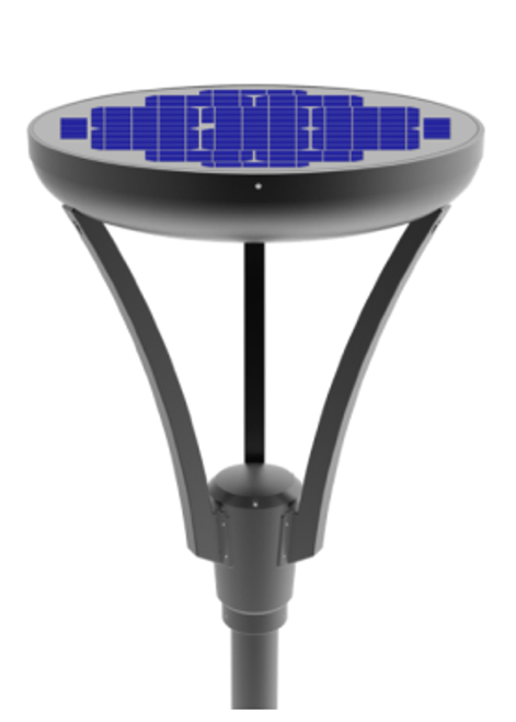 lighting system has the priority to use the solar power, will automatically switch on 220Vac power supply if the storage power is not enough, due to rainy/snow weather or any harsh climate conditions controller with all functions in one, including Grid Power Charger 220Vac input, with Solar Charge Controller, built in LED Driver, 4 sections light dimming, Smart Digital Control functions etc