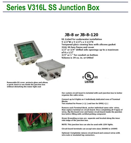 Underwater Junction Box