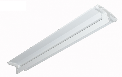 This unique fixture provides a modern, sleek solution that combines highly efficient performance with functionality. The VESL-4F/ 8F series includes a built-in jbox for easy access to wiring during install and an easily replaceable light engine.