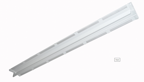 Architectural Indirect LED Linear Strip Light