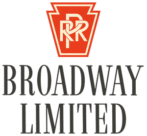 Broadway Limited - Drawing Room