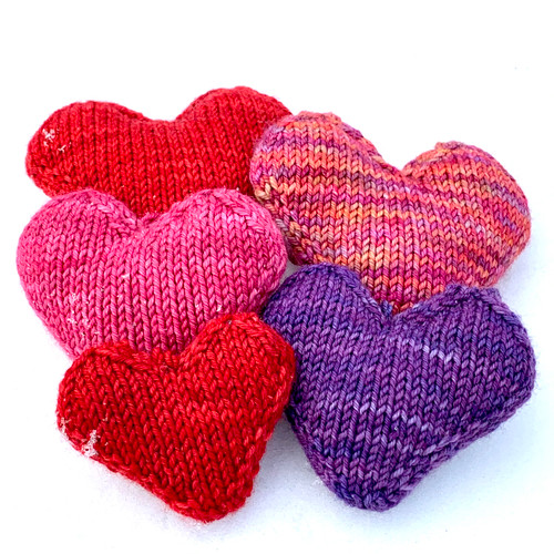 Hearts for Humanknitty Yarn Pack