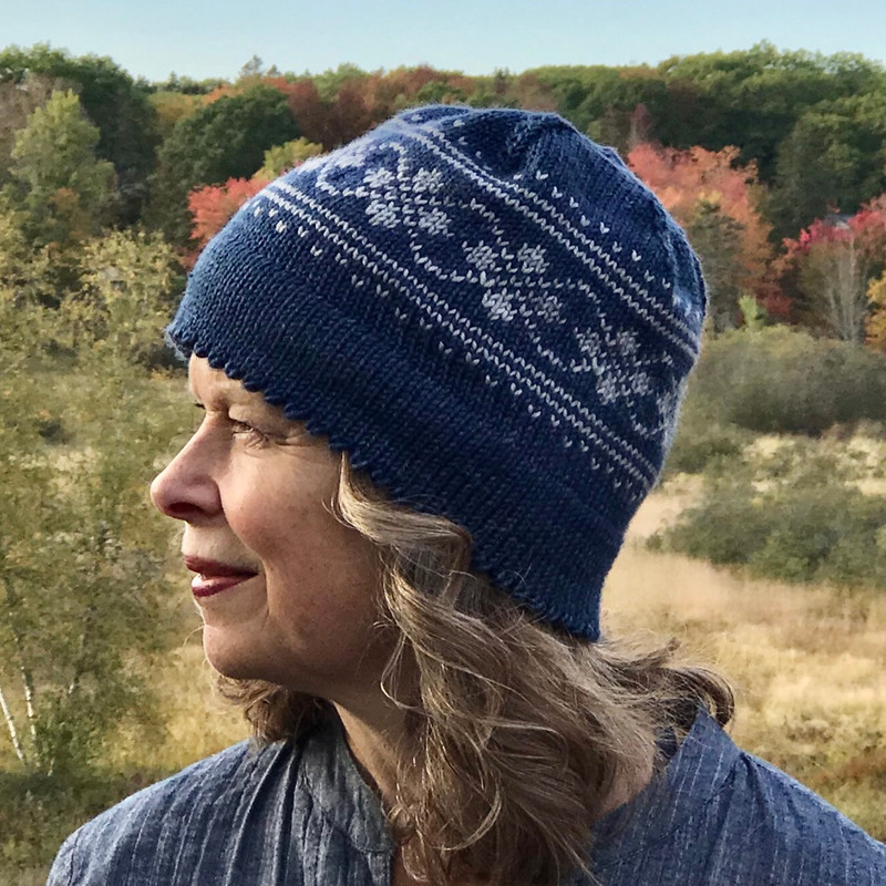 Fair Annika Hat Pattern
