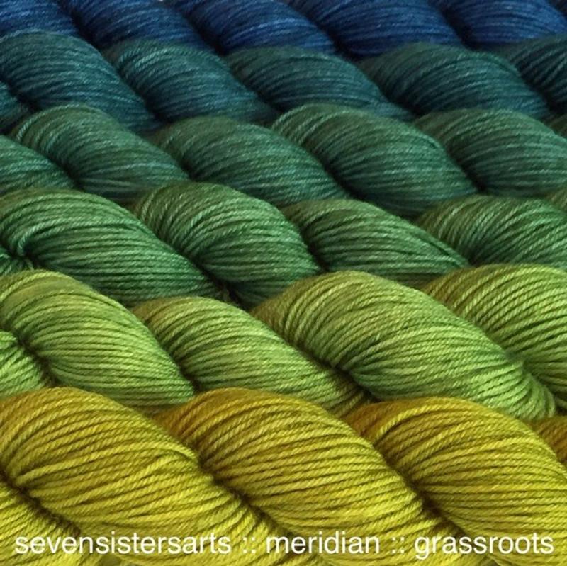 Meridian Gradient Set Grassroots