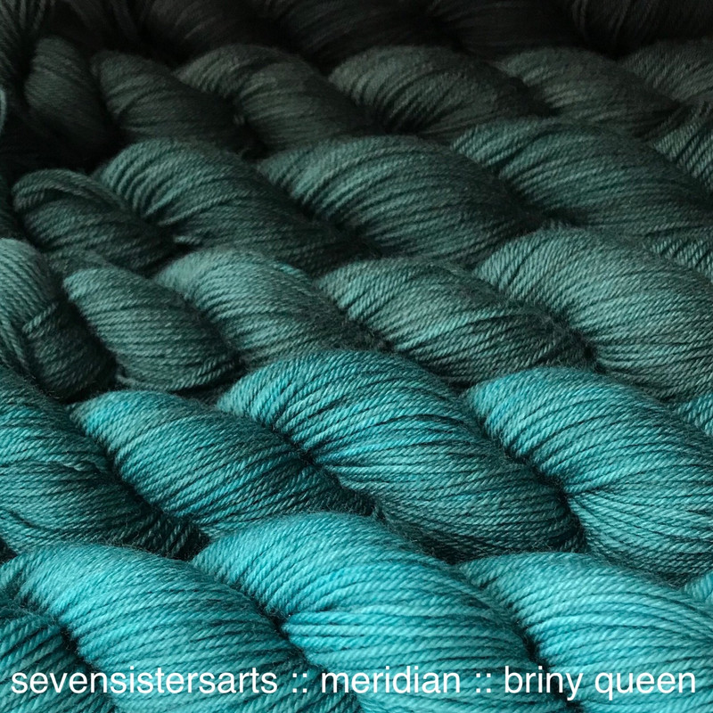 Meridian Gradient Briny Queen