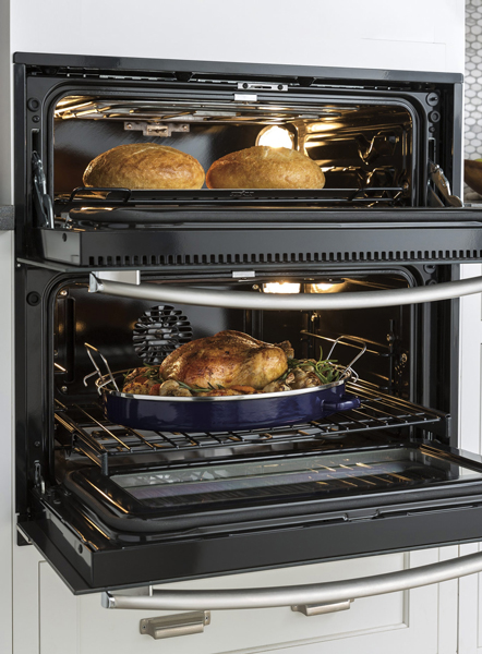 Single Double Wall Oven