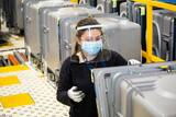 GE Appliances unveils new $80 million dishwasher manufacturing line at Appliance Park