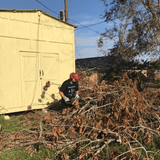 GE Appliances executive director helps with Hurricane Laura cleanup