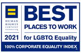 GE Appliances earns perfect score on 2021 HRC Corporate Equality Index