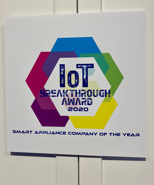 I O T Breakthrough Award