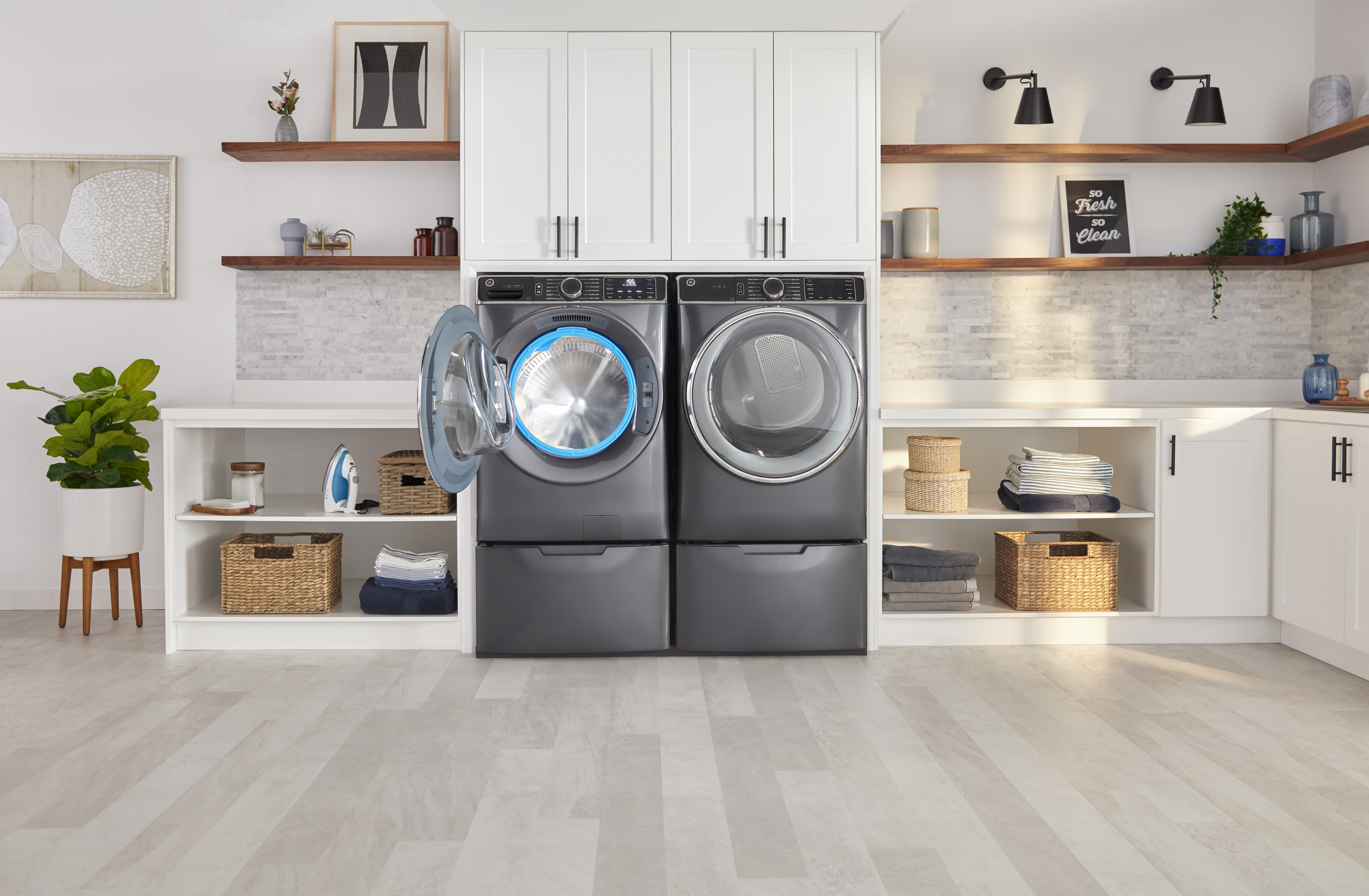 UltraFresh Front Load Washer