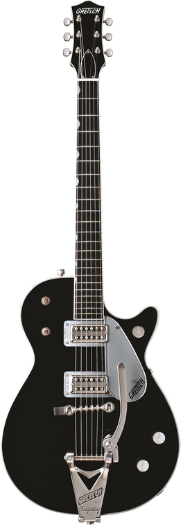 GRETSCH G6128T DUO JET ELECTRIC GUITAR EBONY
