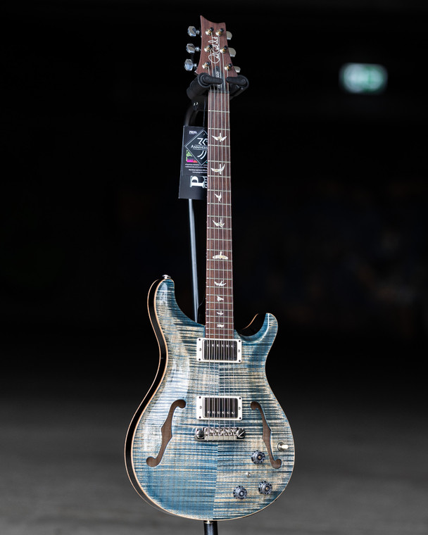 PRS Hollowbody II Faded Whale Blue
