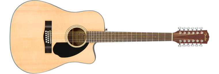 Fender CD-60SCE-12 String, Dreadnought