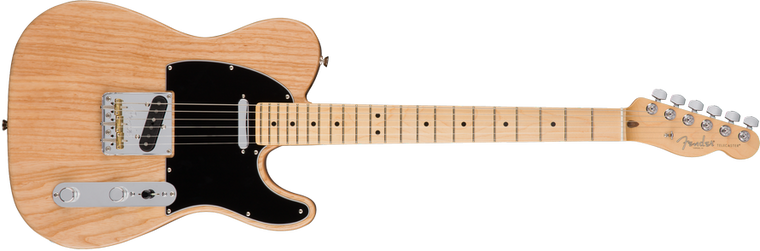 Fender American Pro Telecaster, Maple Fingerboard, Natural