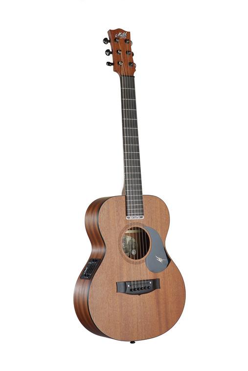 MATON EMM6 MINI MATON MAHOGANY ACOUSTIC ELECTRIC GUITAR Guitar World AUSTRALIA