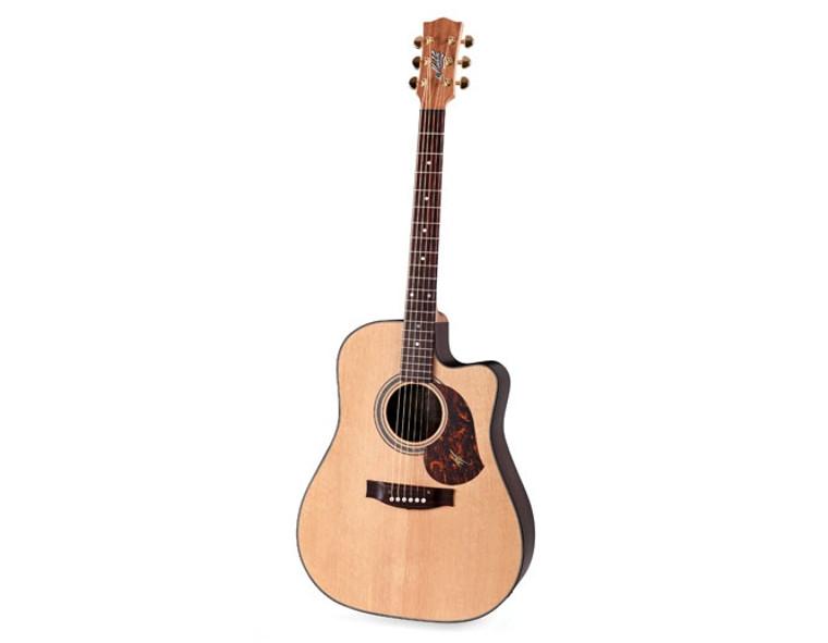 MATON ER90C ACOUSTIC ELCTRIC GUITAR Guitar World AUSTRALIA