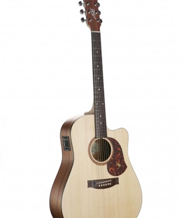 MATON SRSR70C SOLID ROAD SERIES ACOUSTIC/ELECTRIC GUITAR Guitar World AUSTRALIA