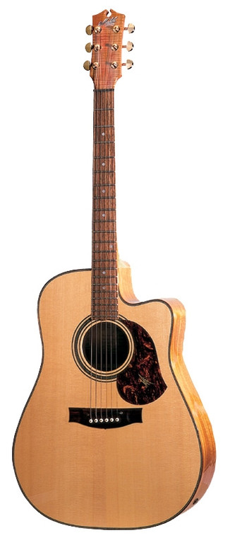 Maton EA80C Australian Acoustic Guitar with Maton Hiscox Case