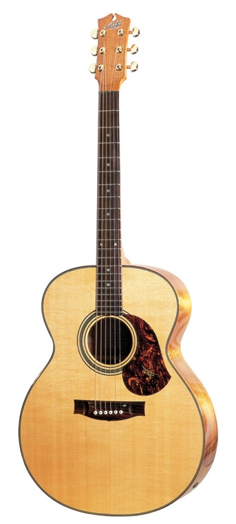 MATON EAJ85 AUSTRALIAN ACOUSTIC/ELECTRIC GUITAR Guitar World AUSTRALIA