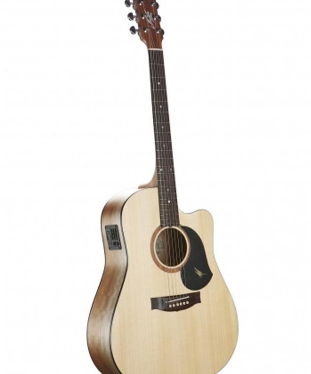 MATON SRS60C SOLID ROAD SERIES ACOUSTIC/ELECTRIC GUITAR Guitar World AUSTRALIA