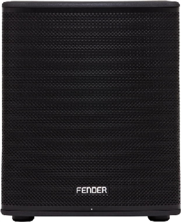"Fender Fortis F-18SUB 18"" Powered Subwoofer"