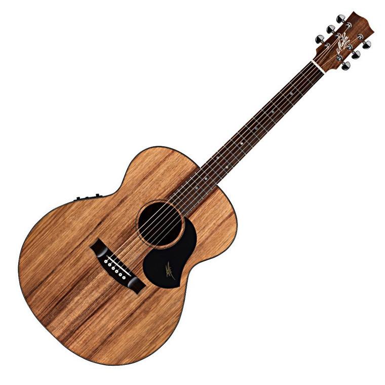 Maton EBW70J Blackwood Jumbo Acoustic Electric Guitar