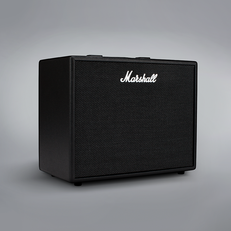 "Marshall Code 50 - 50-watt 1x12"" Digital Combo Amp"