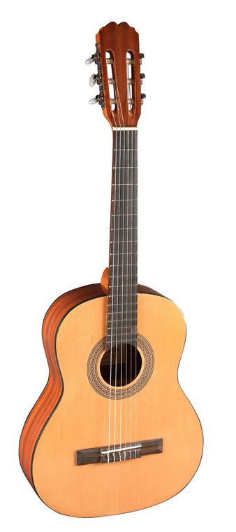 Admira Alba 1/2 Size student guitar