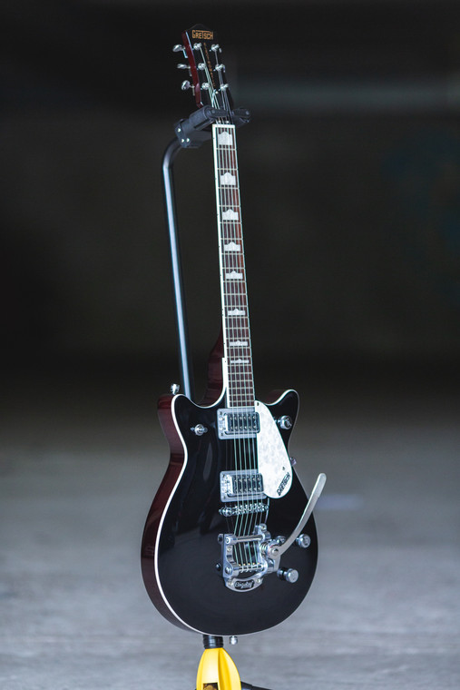 Gretsch G5445T Double Jet with Bigsby - Black