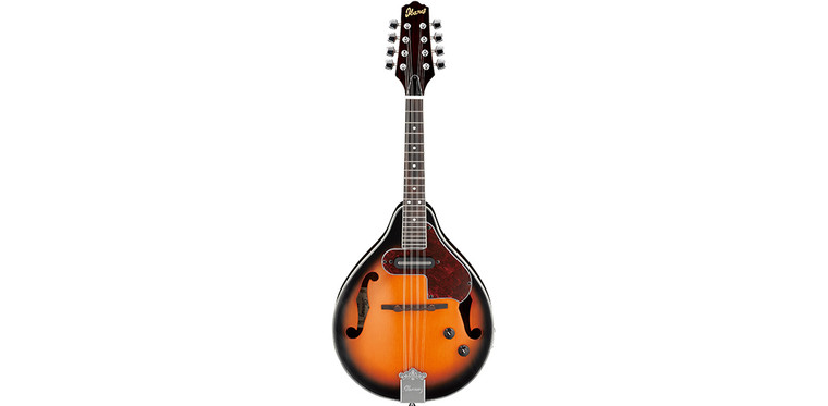 Ibanez M510E BS Mandolin without Case
